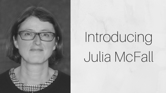 Introducing Julia McFall